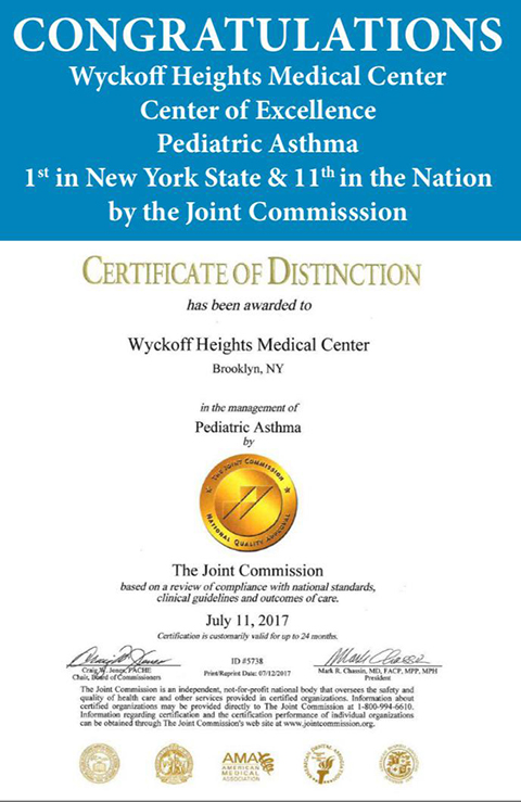 Pediatrics Wyckoff Heights Medical Center