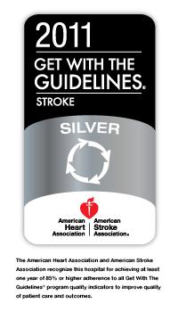 Stroke Silver Award 2011